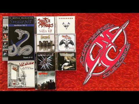 Metal Mailbox #59 - Cult Metal Classics