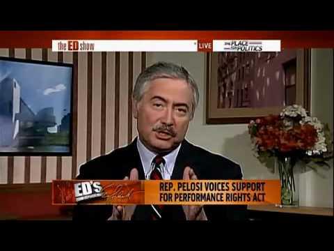 MSNBC The Ed Show: FM Talk Tsunami