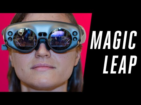 Magic Leap One first look: worth the hype?