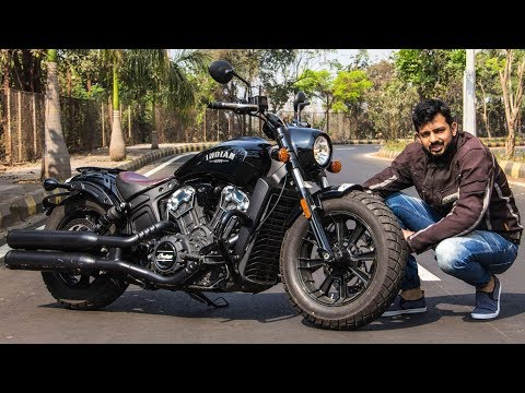 connectYoutube - Indian Scout Bobber Review - Sexy, Naughty, Bitchy   Faisal Khan