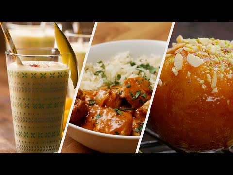 A North Indian Inspired Lunch ? Tasty Recipes