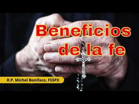 Beneficios de la fe