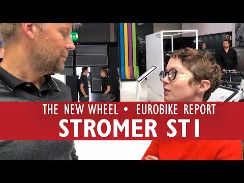 Stromer ST1   Eurobike Report 2019