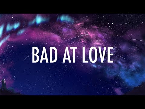 connectYoutube - Halsey – Bad At Love (Lyrics) 🎵