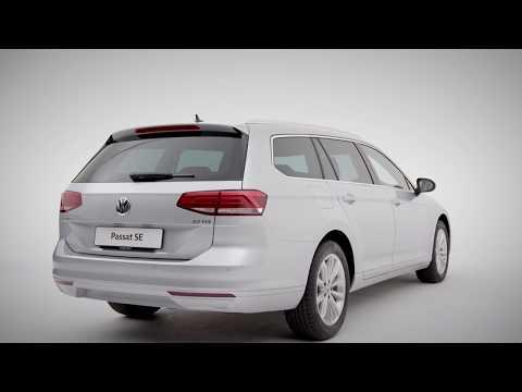 A closer look at the Volkswagen Passat SE