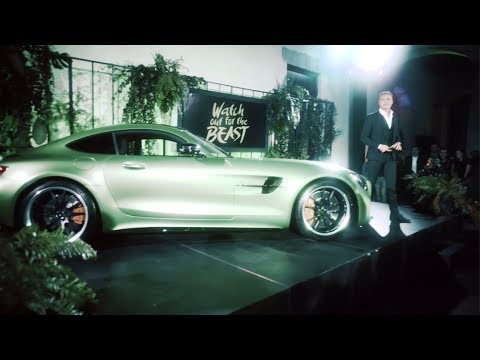 One Night in Mexico City... Mercedes-AMG Style!
