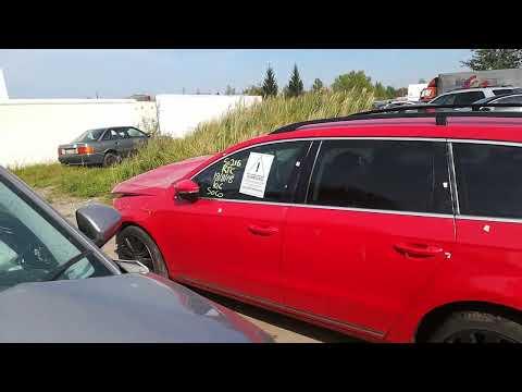 Volkswagen Passat 2011 m dalys