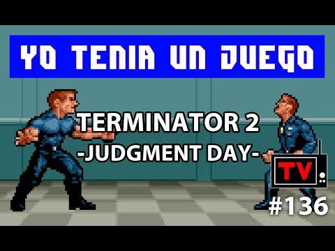 Yo Tenía Un Juego TV #136 - Terminator 2 -The Judgment Day- (Amiga)