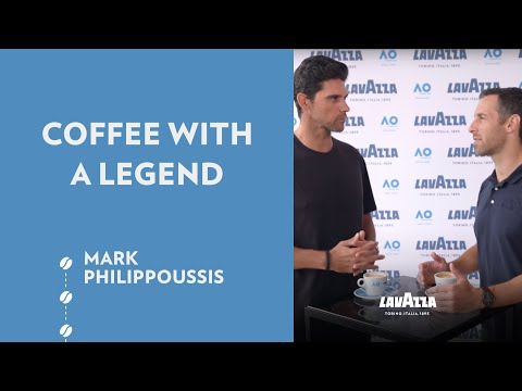 Coffee with a Legend - Australian Open 2019: Mark Philippoussis