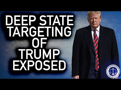 REMEMBER! Docs Show FBI/DOJ Officials Conspiring to Spy On Trump!