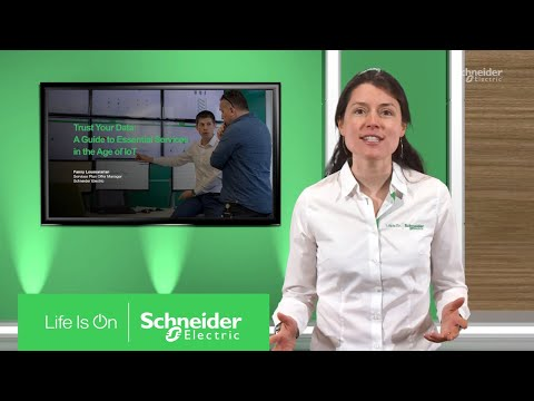 Trust Your Data to Make Your Business More Resilient | Schneider Electric