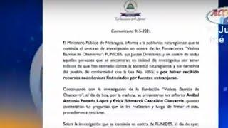 Ministerio Público informó que continuará entrevistando ciudadanos sobre el caso de la FVBCH