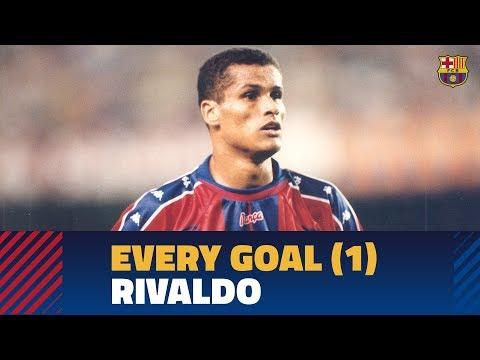 BARÇA GOALS | Rivaldo (1997-1999)