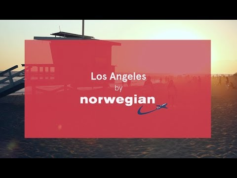 Discover Los Angeles with Norwegian