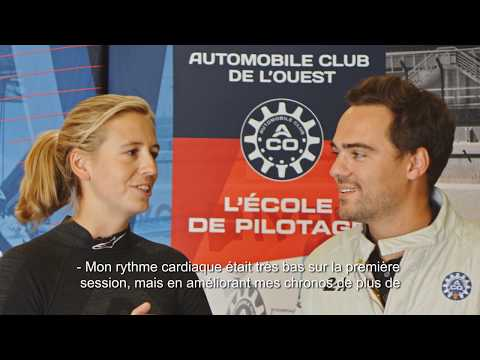 [Ep.2] Pescarolo Prototype Training Course in Le Mans with Sarah and Louis! Total Racing