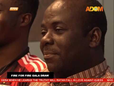 Fire 4 Fire on Adom TV(26-8-16)
