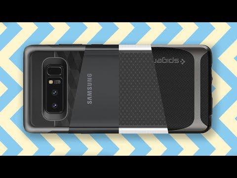 Top Samsung Galaxy Note 8 Cases!