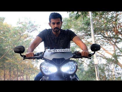 connectYoutube - Does Bike Brand Matter? - Street Triple RS Vlog   Faisal Khan