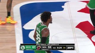 3rd Quarter, One Box Video: Miami Heat vs. Boston Celtics
