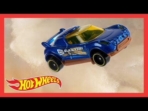 HW Baja Blazers Dunes Day Rally | Hot Wheels