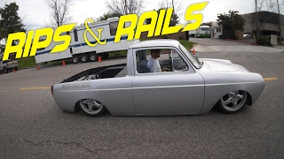 World's Lowest Subie Swapped VW