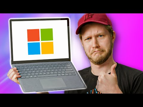 I'm LEAVING the Dell XPS 15 for the Microsoft Surface Laptop 4