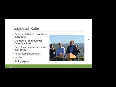 Nature Connects: Building Relationships with Your Elected Officials