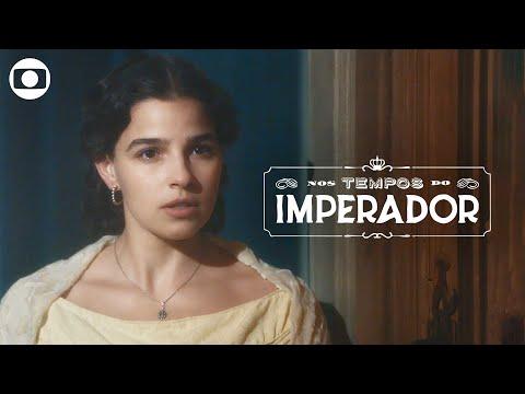 Pilar desconfia de Samuel | Nos Tempos do Imperador l Cap 33 - 15/09 | TV Globo