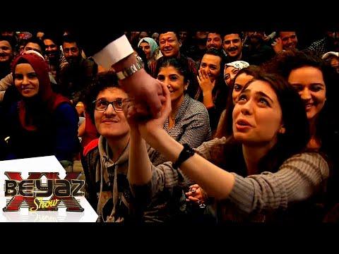 El Tutma Hastalığı Olan Seyirci! - Beyaz Show