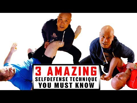 3 Amazing selfdefense techniques you must know