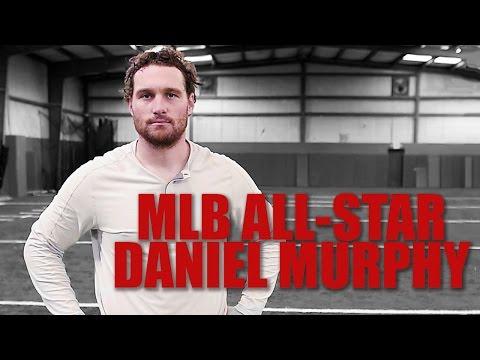 How MLB All-Star Daniel Murphy Prepared for This Season
