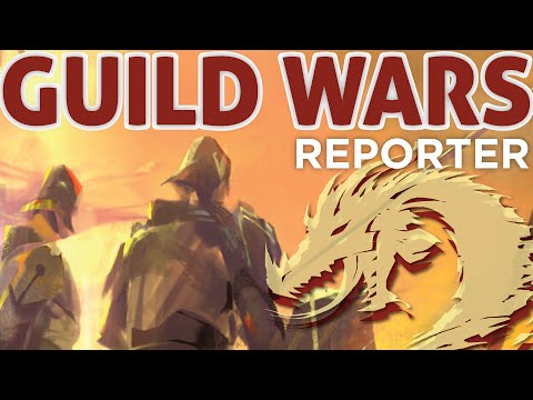 Guild Wars Reporter 203 - Five Fiery Skulls