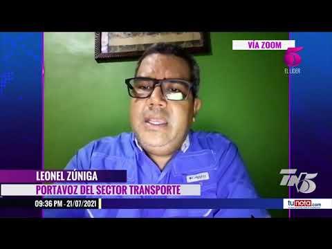 Transportistas reafirman llamado nacional