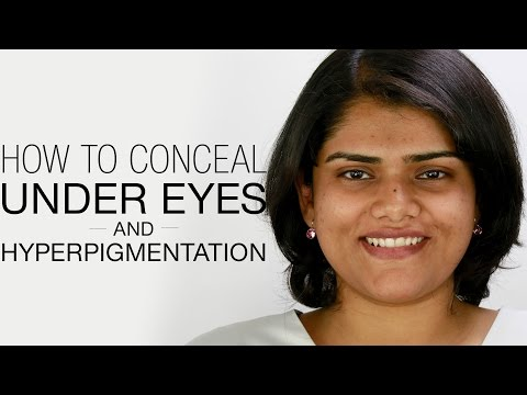 How to Conceal Under Eye Circles & Hyperpigmentation | glo minerals