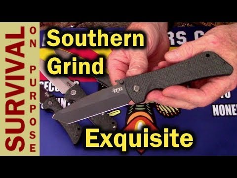 These Southern Grind Glow Series Knives Are A Cut Above