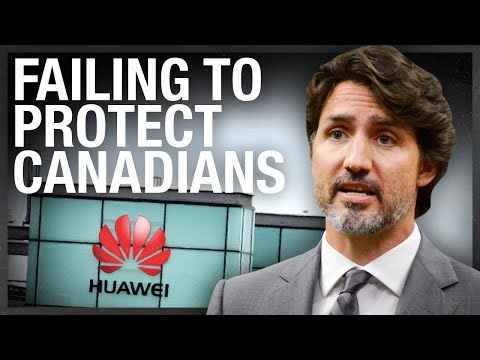 Feds: Huawei 'risk assessment' not our job; Trudeau's RCMP say no mandate to check on Chinese tech