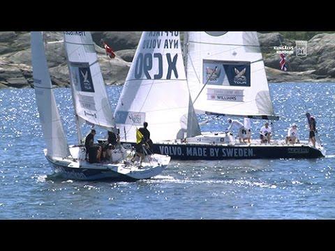 Kungälv - Segling och sol lockade tusentals till Marstrand