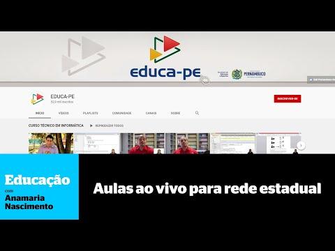 Secretaria de Educação lança plataforma para repor aulas durante pandemia
