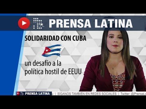 #360°: Solidaridad con Cuba desafía presiones de EEUU