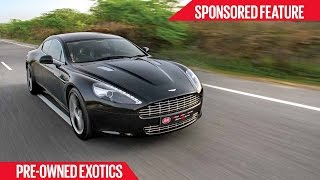Certified Pre-Owned Exotics | Aston Martin Rapide | Sponsored Feature