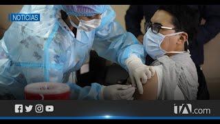 Inició la primera fase de vacunación contra el COVID-19