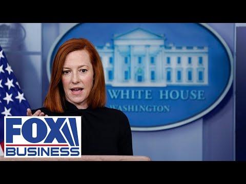 White House press secretary Jen Psaki holds a briefing | 4/16/21