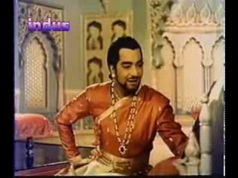 Jo Baat Tujh Mein Hai Lyrics – Taj Mahal   Mohammed Rafi