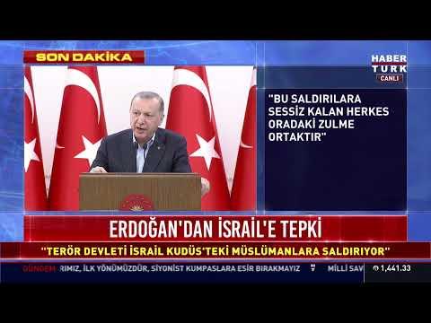 #Cumhurbaşkanı Erdoğan, Beştepe'deki iftarda konuşuyor #YAYINDA