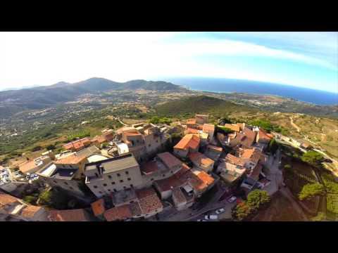 Langley excursion to San Antonino in Corsica
