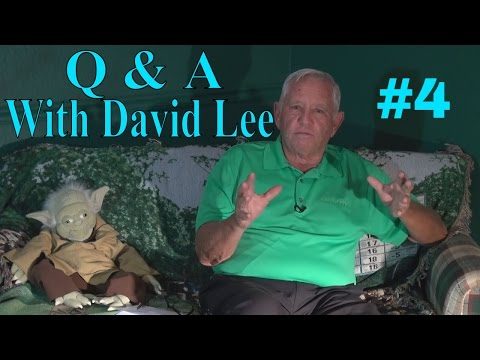 Q & A With David Lee | Why do Gravity Golf Drills? Improve  golf swing and lower your golf score