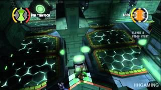 Ben 10 Omniverse - walkthrough part 22 episode 22