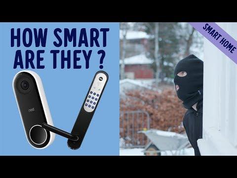 Smarte Ringeklokker og Dørlåser – Hvor Smarte er de Egentlig?