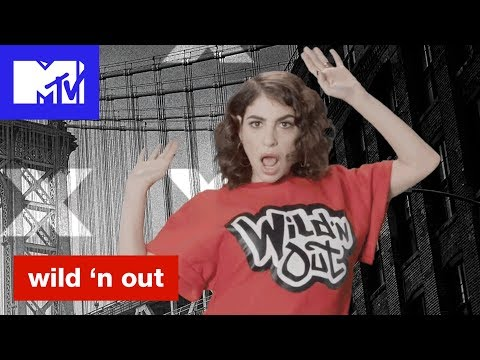 connectYoutube - Julia Young Identifies w/ Angelica from Rugrats | Wild 'N Out | MTV