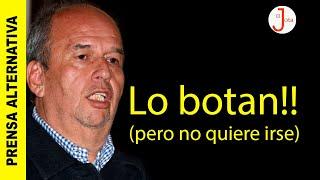 No se quiere ir, El Ministro del Mal de la dictadura boliviana, Arturo Murillo, se aferra al poder
